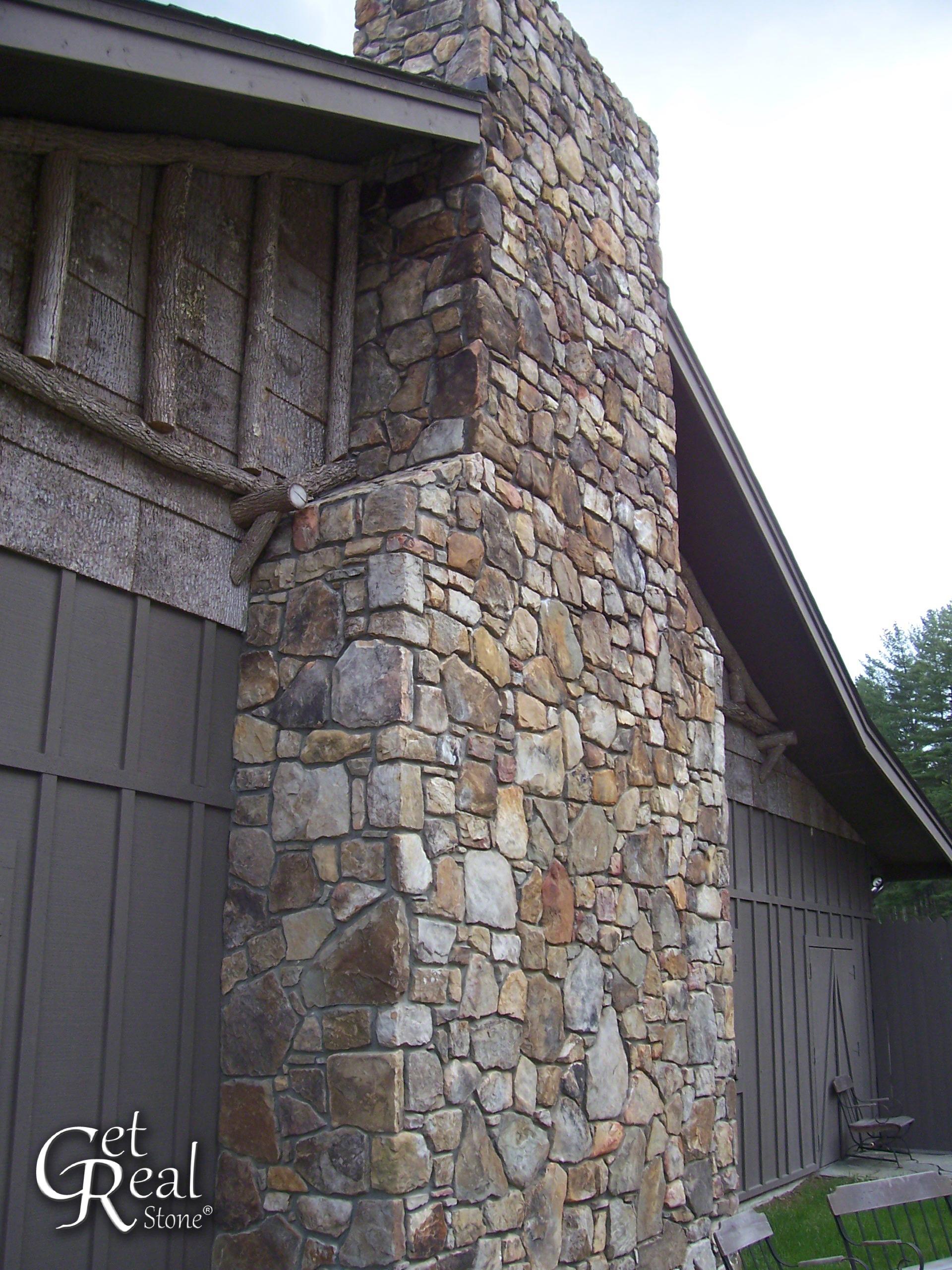 Gatlinburg Full-Bed Wallstone