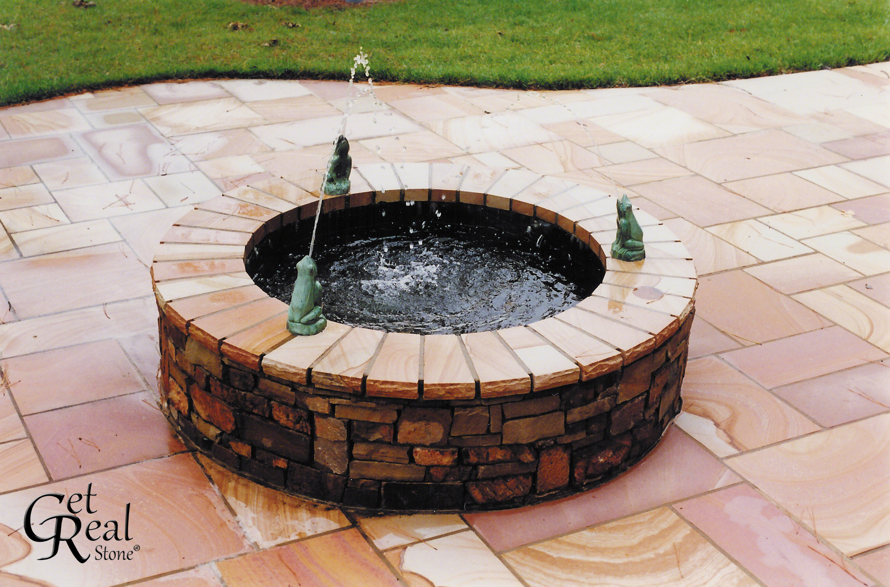 Pigeon Forge Dimensional Flagstone