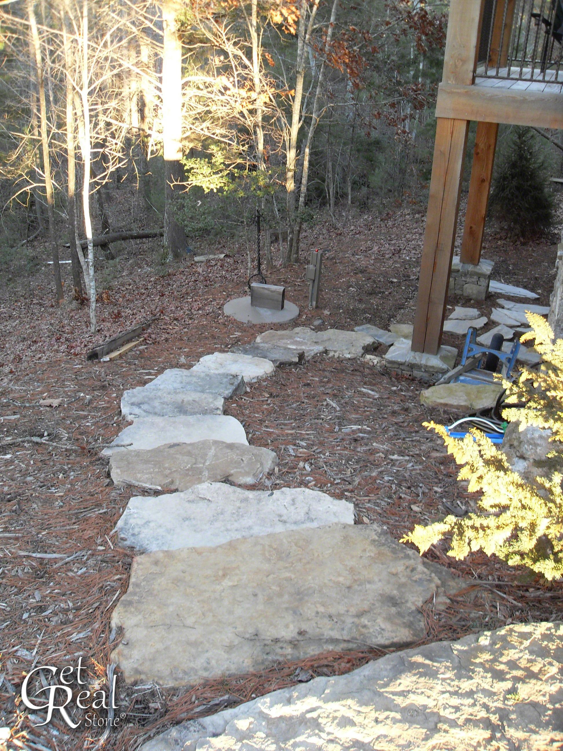 Gatlinburg Natural Steps