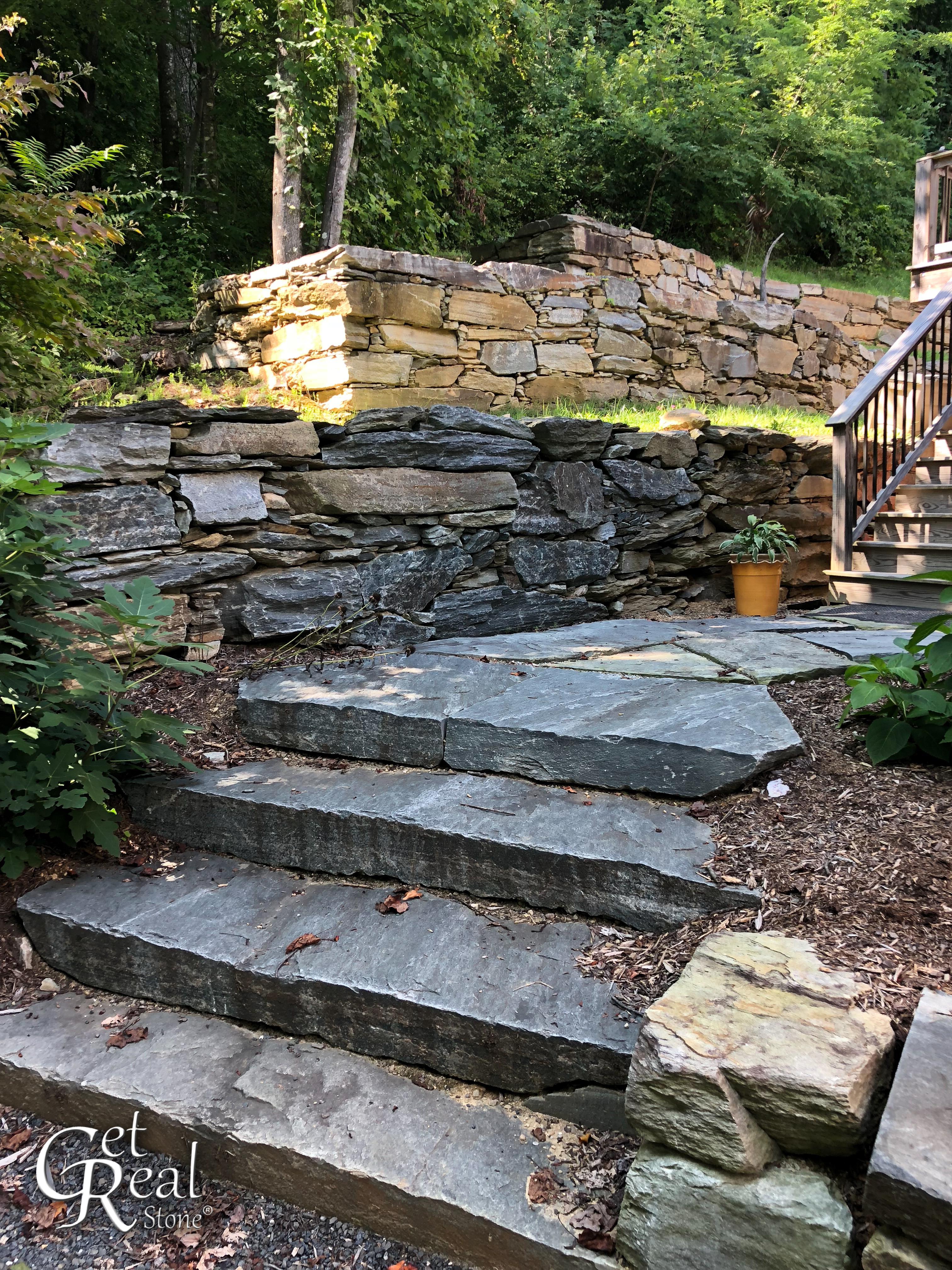 Arlington Natural Steps