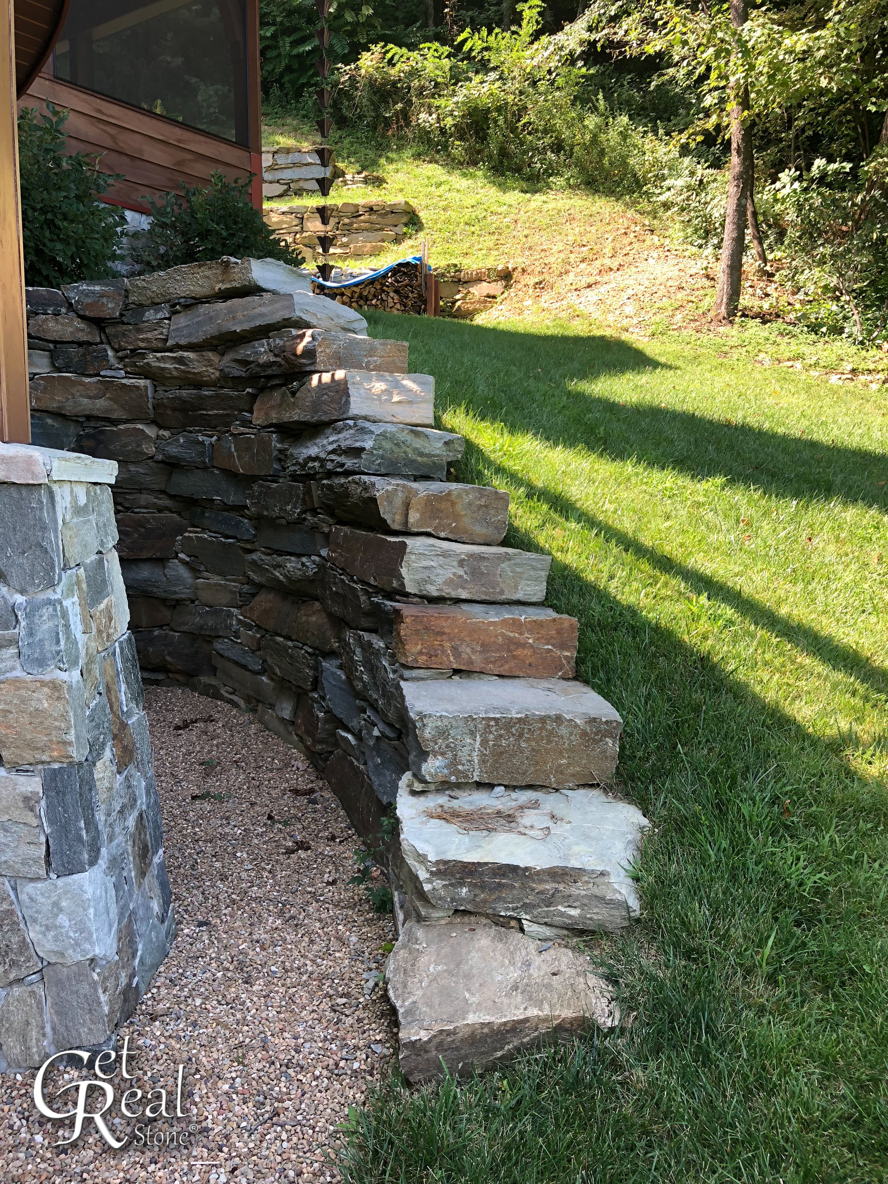 Various Outcropping Stones